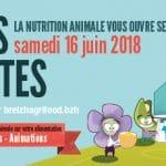 LA NUTRITION ANIMALE BRETONNE OUVRE SES PORTES