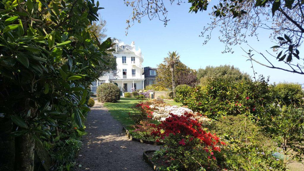 Hauteville House Gardens